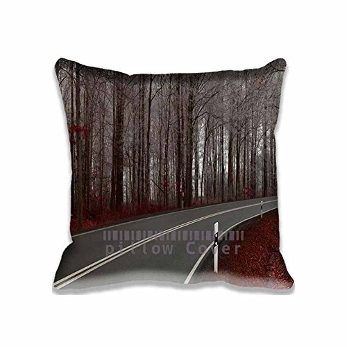 18x 18Curve Fashion Design Throw Pillow Covers Waterproof Dustproof Square Pillow Cases Customized
