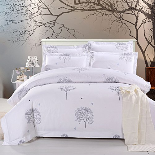 Double Single Bedding Set Super Soft FULLQUEENKING Bedding Collection Wrinkle Fade Stain Resistant Hotel Linen Cotton Twill Activity Four PieceRaider ChampsQueen