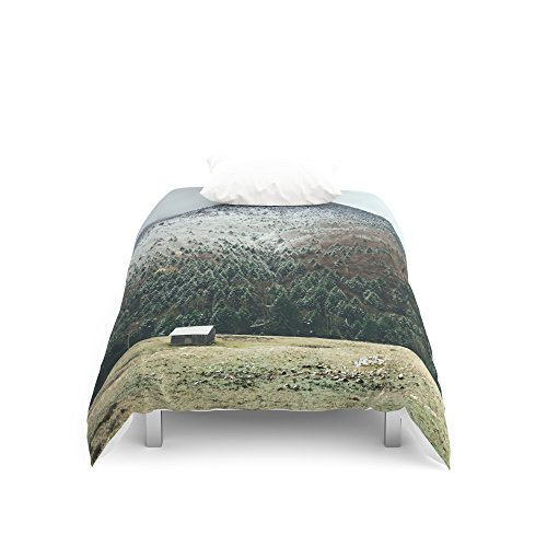 Society6 Cabin in the woods Duvet Covers Twin XL 68 x 92