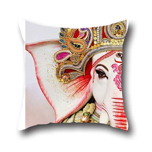 DGou Going art elephant indian Sofa cover pillow protector waterproof throw Pillow Case Covers home 2030