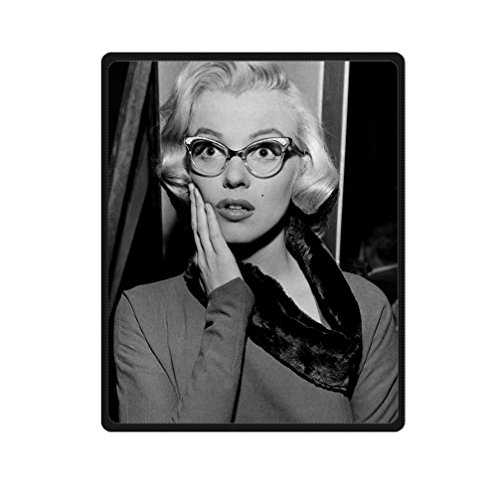 JIUDUIDODO Home Bedding Traditional Halloween Decorations Marilyn Monroe Blanket 40 Inches x 50 Inches SofaBed Used Gift for FamilyFriend