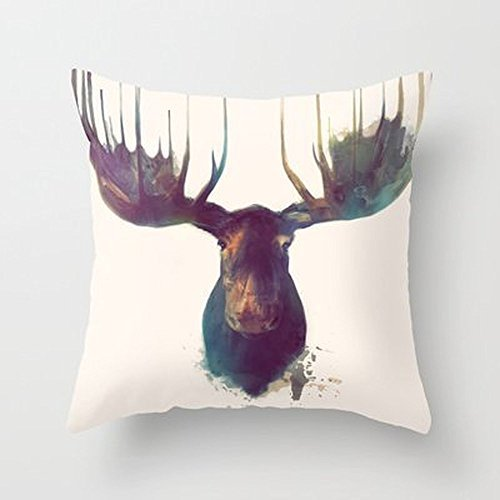 Busy Deals New Moose Pillowcase Home Decoration pillowcase covers