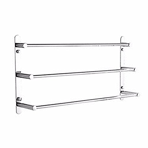 304 stainless steel multi-layer towel rack size 500mm