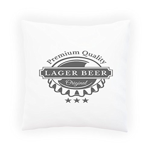 Beer Lager Quality Decorative Pillow  Cushion cover with Insert or Without m669p