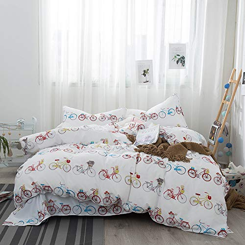 Nayayar Cartoon Sheets Quilt Cover Single Bed Linen Quilt CoverB12msheets