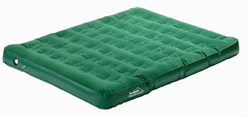 Texsport Deluxe Inflatable Airbed Mattress Twin Full or Queen Air Bed